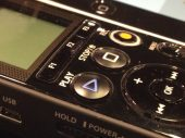 Pro recordings made easy with the Olympus LS-12