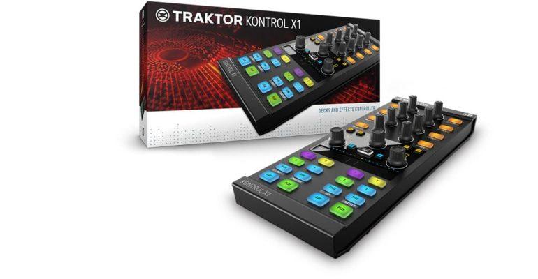 Native Instruments unveils redesigned DJ performance controller for Traktor Pro 2