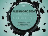 ALESSANDRO DIGA – VERZONKEN IN GEDACHTEN