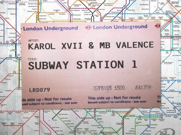 KAROL XVII & MB VALENCE – SUBWAY STATION 1 EP