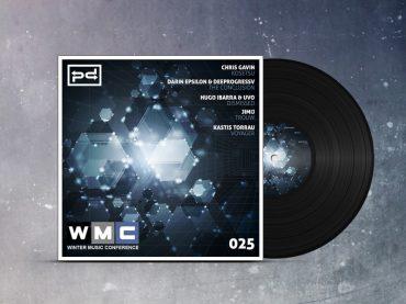 Darin Epsilon Releases First Ever WMC Sampler on Perspectives Digital