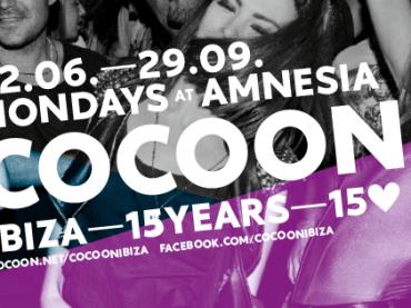 Cocoon Ibiza – 15 Years