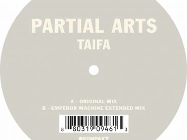 PARTIAL ARTS – TAIFA EP