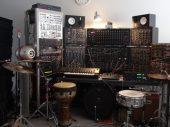 Robotic Drum Set and Analog Bass