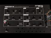 Limited Edition Moog Werkstatt-Ø1
