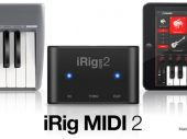 iRig MIDI 2 for producers on the go