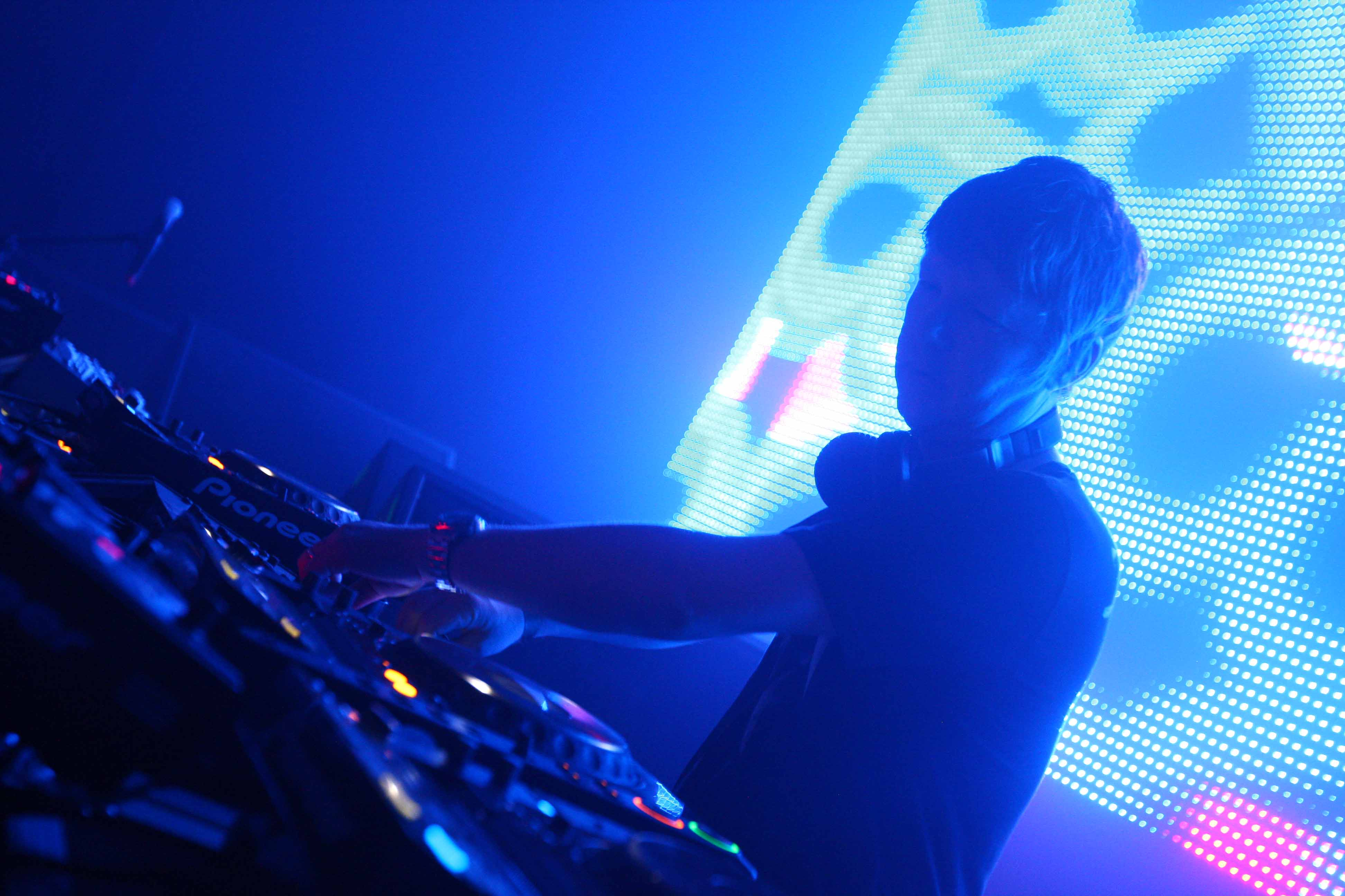 Defected in The House Wallpaper Digweed