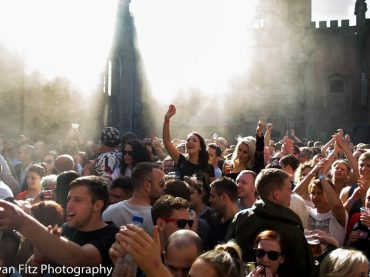 Freeze Liverpool Party Report