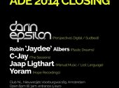 Decoded Magazine and The Sessions presents Darin Epsilon ADE 2014