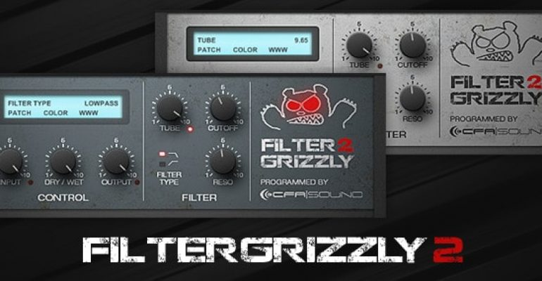 Free Filter VST from FilterGrizzley