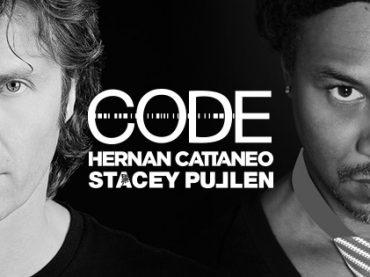CODE presents Hernan Cattaneo & Stacy Pullen