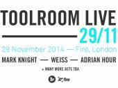 Win tickets to Toolroom #Reset launch party
