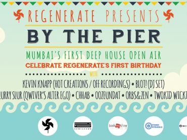 Decoded supports Mumbai's Regenerate By The Pier Festival