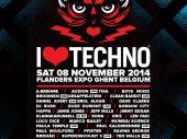 Underworld and Jeff Mills to headline I Love Techno 2014