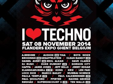 Underworld and Jeff Mills to headline I Love Techno 2014