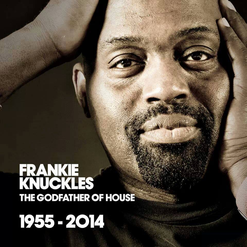 Rare video footage of frankie knuckles in 1986 decoded for Chicago house music classics