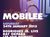 LWE and Egg LDN present Mobilee with Rodriguez JR and more