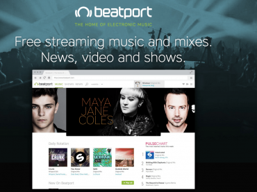First Look At Beatport's Free Dance Music Streaming Service