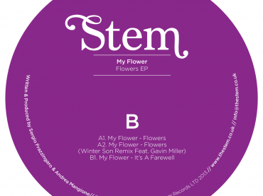 Review – My Flower – Flowers EP on Stem Records