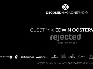 Decoded Radio present Rejected Label showcase with Edwin Oosterwal