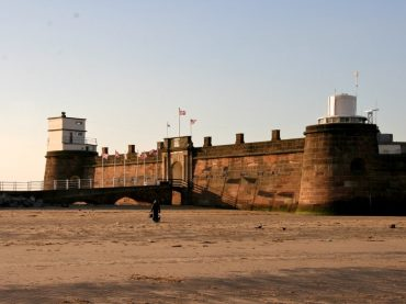 Guy J to play in an epic English seaside Fort