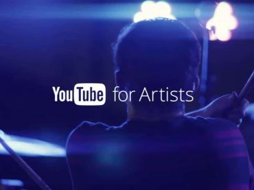 "Youtube announces ""Youtube for Artists"""