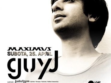 Decoded teams up with Maximus Nightclub with Guy J in Montenegro