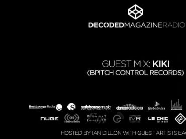 Decoded Radio presents Kiki [BPitch Control Records]