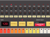 Time to kill? have a play with the HTML 5 Drum machine emulator
