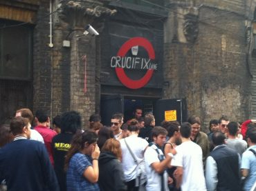 London's Crucifix Lane club to close after the Easter Weekend.