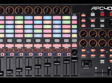 Sonic Union reviews the latest AKAI APC40 MK2