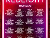 Colors Present THE REDLIGHT, Thursdays at Sankeys Ibiza