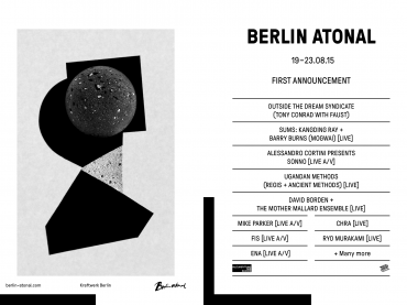 Berlin Atonal returns this August to takeover the entire Kraftwerk building