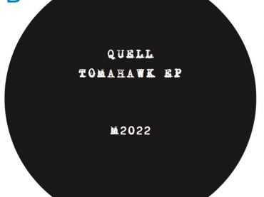 Quell returns with the Tomahawk EP : a slice of 90s sounding house mayhem