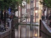 Autonomous robot arms are going to 3D-print a bridge in Amsterdam