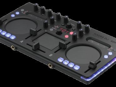 Lowbit Records Erik Pettersson road tests the KORG KAOSS DJ controller