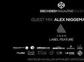 Decoded Radio presents AEON label showcase with Alex Niggemann