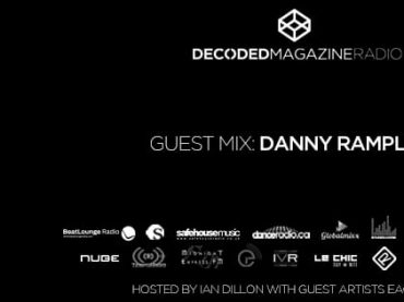 Decoded Radio proudly presents Danny Rampling