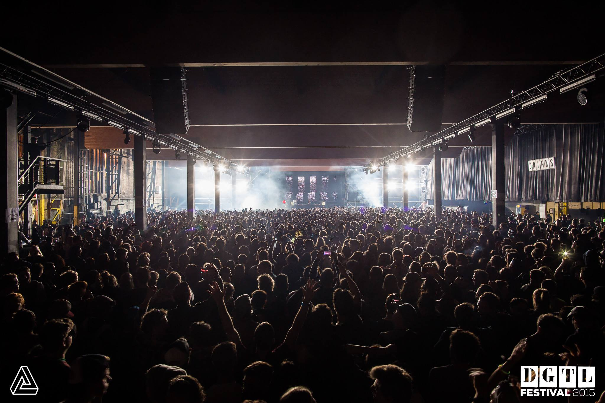 DGTL announces three nights at Amsterdam Dance Event