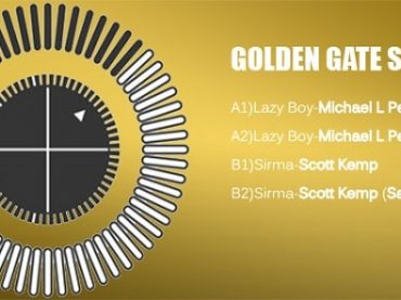 Decay Records presents Golden Gate Sampler 2