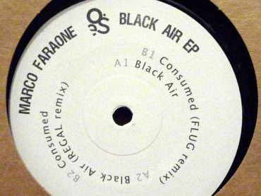 Deep and dark tribal techno from Marco Faraone on Carlo Lio's vinyl only imprint