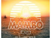 Café MAMBO releases IBIZA SUNSETS 2015 on a vinyl release compiled by Pete Gooding