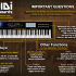 Are you new to midi controllers and keyboards? Here are 5 basic facts to consider before buying.