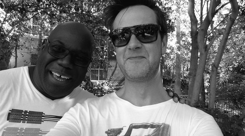 carl cox with underlord