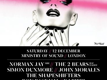 Ibiza's most talked-about new party Glitterbox hits London's Ministry of Sound this December