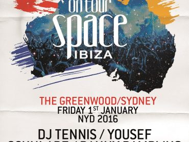 Space Ibiza returns to Sydney on NYD 2016