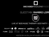 Decoded Radio presents Ramiro Lopez Live at 1605 Music Therapy – Amsterdam