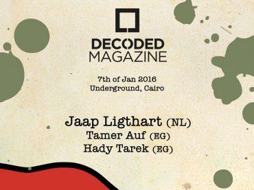 Glamour Punk invites Decoded Magazine to Egypt