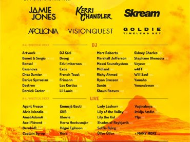 Secret Solstice Announce Second Phase Lineup for 2016 Midnight Sun Festival