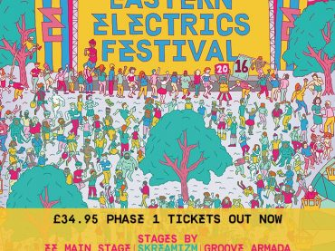 Eastern Electrics announces 2016 line up over nine stages